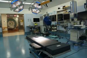 ハイブリッドMR手術室